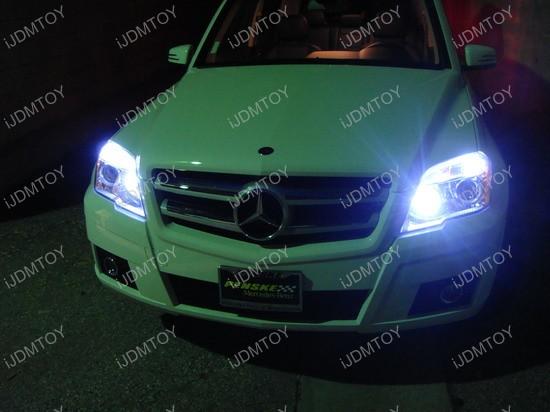 Mercedes - GLK350 - LED - parking - lights 5